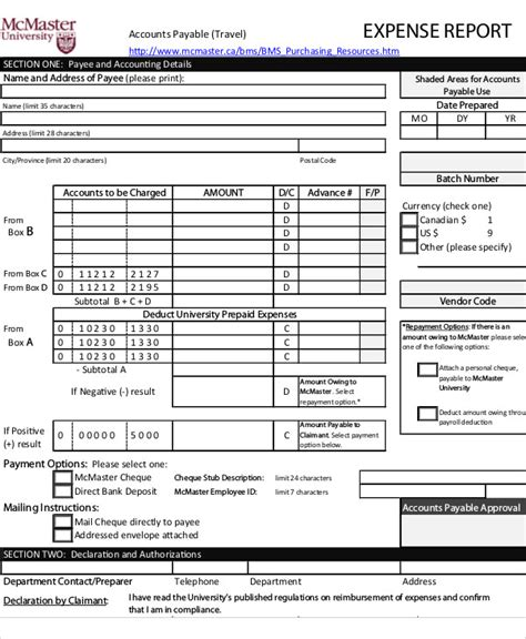 Church Budget Report Excel Template Budget Report Template 28 Images Budget Report