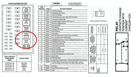 2009 isuzu truck relay panel diagram wiring diagram with