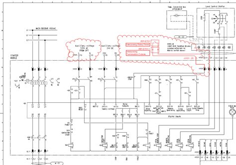 relay schematic wiring diagram