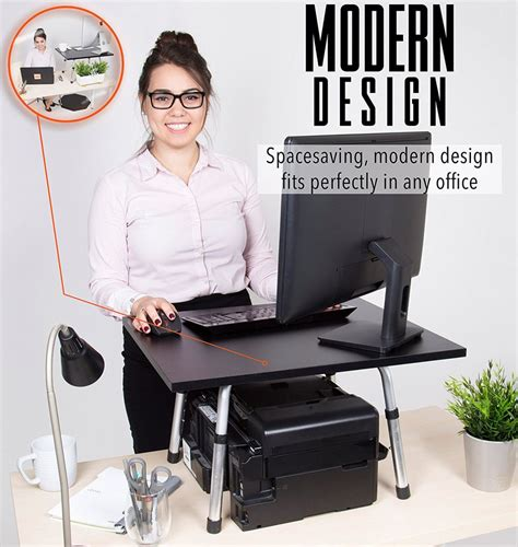 small standing desk the best standing desk converters for tiny desks and