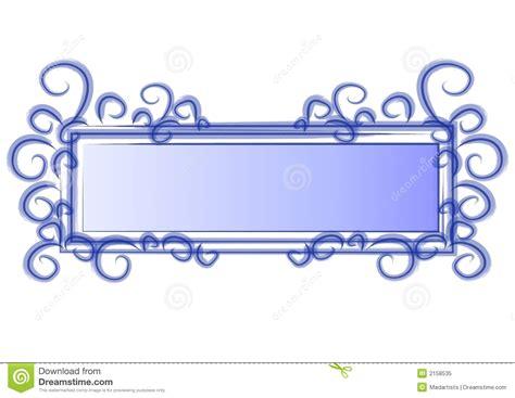 http www topcard tag templates pic m header card desig jpg web page logo blue swirls royalty free stock photo image