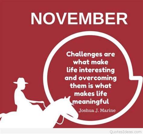 Inspirational November December quotes sayings 2015
