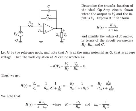 high pass filter transfer function laplace a guide for principles of ee ii at rutgers 183 zac blanco