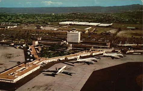 Honolulu Airport Post Office Hours by Honolulu International Airport Rodgers Terminal