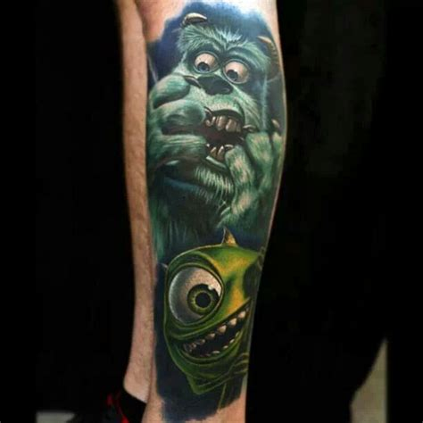 monsters ink tattoo 17 best images about tattoos on gilbert o