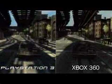 top ps3 graphics vs xbox360 gta iv xbox 360 vs ps3 graphics comparison