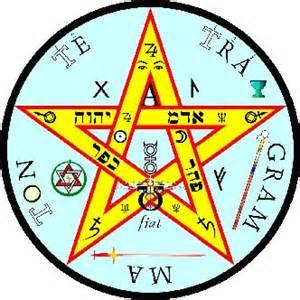 Pentagram Rug The Mystery Of The Tetragrammaton Part 1 171 Deephighlands
