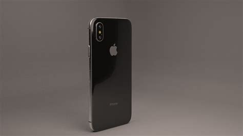 3ds max iphone x modeling tutorial part 3