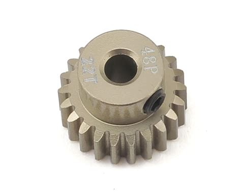 3racing Pinion Gear 48 Pitch 18t 48p aluminum pinion gear 22t by ruddog rdgrp 0022