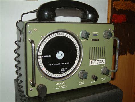 scheepvaart signalen marine vhf radio