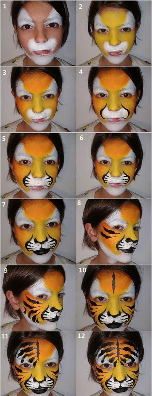 fotos tan terroríficas 31 mejores im 225 genes de maquillaje artistico en pinterest