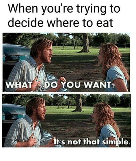 youre   decide   eat