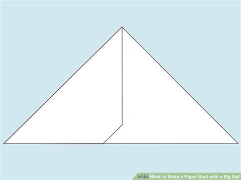 how to make a paper boat step by step for beginners how to make a paper boat with a big sail 12 steps with