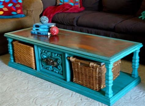 best 25 painted coffee tables ideas on coffee table refinish chalk paint table and
