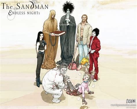 the endless a novel graphic content series review the sandman