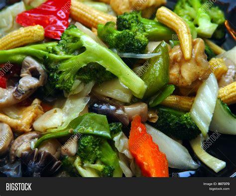 vegetables delight closeup vegetable delight image photo bigstock