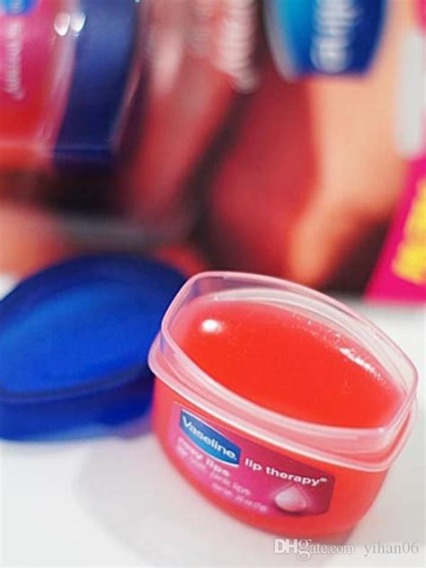 Vaseline Lip Therapy 0 25oz vaseline lip therapy rosy soft smooth petroleum lip balm