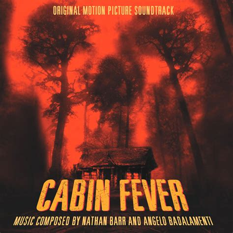 cabin fever buy cabin fever soundtrack cd soundtracks