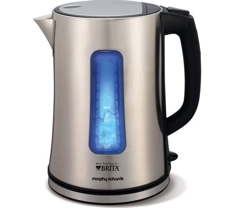 brita filter kettle small kitchen appliance electric buy morphy richards 43960 jug kettle stainless steel