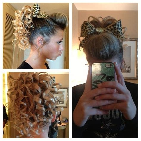 haircut competition games huntington cheerleading competition team learn this