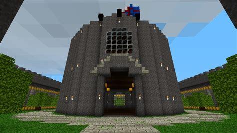 Minecraft Castle Door by Castle Minecraft Project