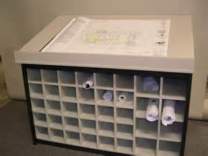 architectural drawings storage
