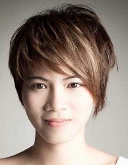 highlighting pixie hair at home 20 pixie haircuts for thick hair
