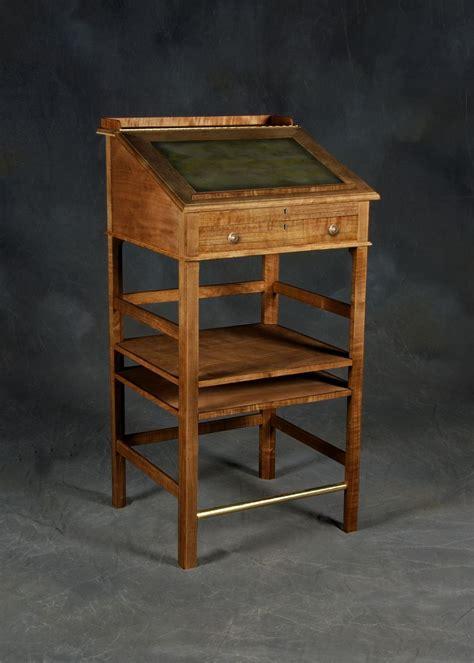 handmade stand  desk  robert kleeman custommadecom