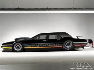Aston Martin Limo Lagonda Limousine Dragster Virtualmodels