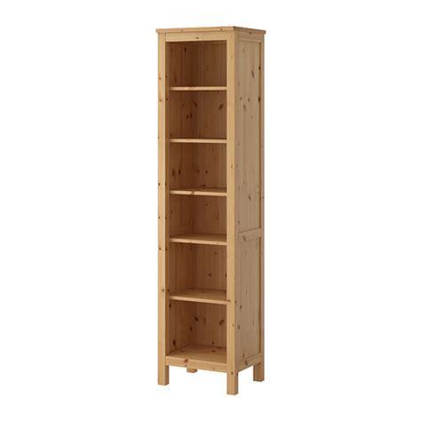 Ikea Bookshelf Hemnes Bookcase Light Brown Ikea