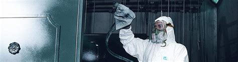spray painter ppe paint protective equipment dupont dupont united kingdom