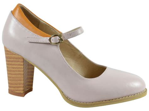 Spangenpumps Ivory by Cinderella Shoes Kleine Damenschuhe In Untergr 246 223 En