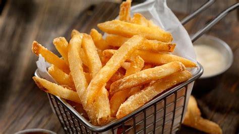 membuat kentang goreng garing  krispy ala restoran