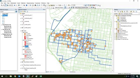tutorial network analyst arcgis 10 1 obtain an ordered list of stops in arcgis netwo geonet