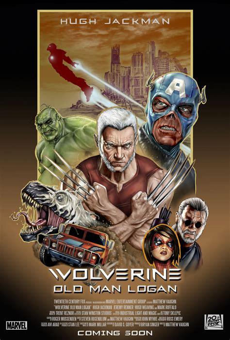 wolverine old man logan b01napwagg old man logan wolverine 187 naekranie pl