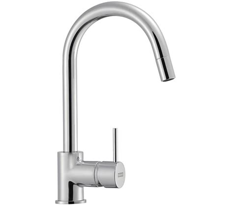 franke pull out nozzle kitchen sink mixer tap chrome