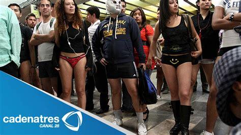 el torero revienta pantalones youtube viajan capitalinos sin pantalones en el metro video
