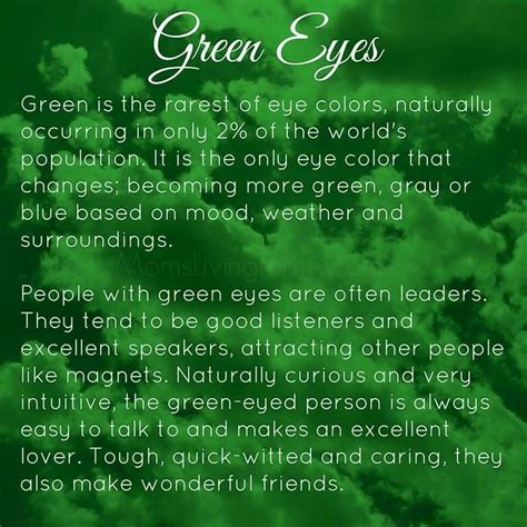 facts about green 15 best images about eyes have it on pinterest beautiful