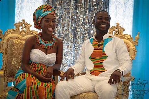 ghana most beautiful afiba wedding 183 best inspiration kente images on pinterest african