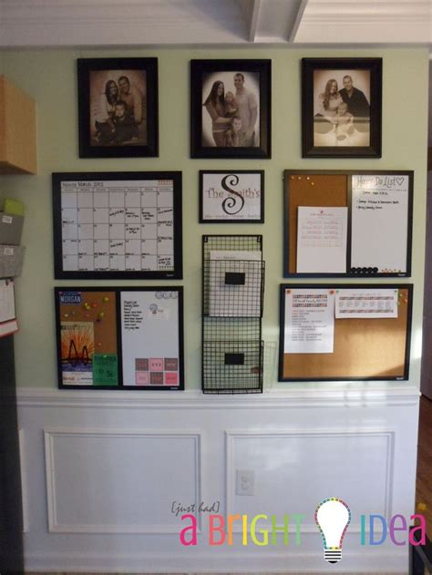 kitchen wall organization ideas best 25 kitchen command centers ideas on pinterest