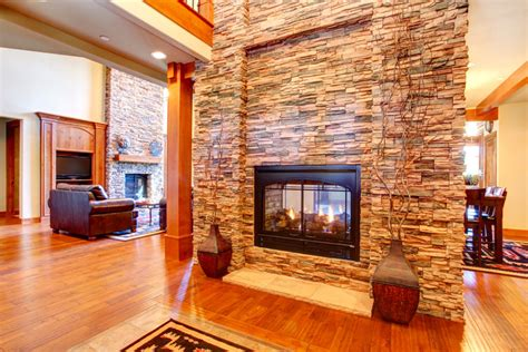 living room rock wall 30 gorgeous living rooms with walls interiorcharm
