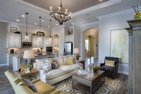 Model Home Interior by Model Homes Gallery