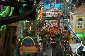 theme park yang paling best genting highlands wikitravel