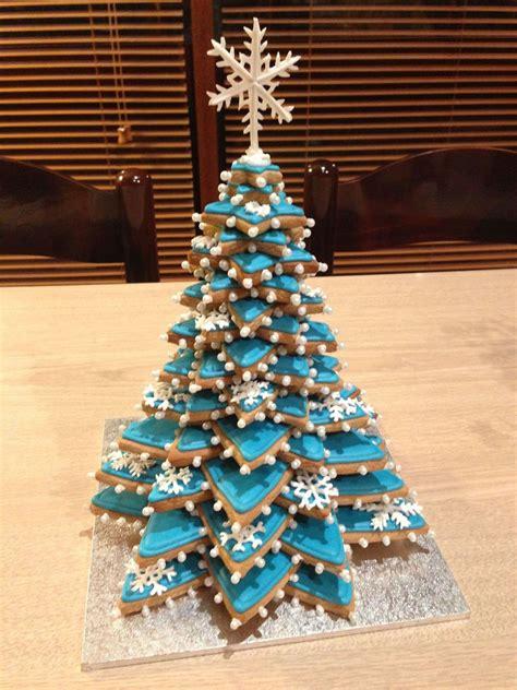 gingerbread christmas tree cakecentral com
