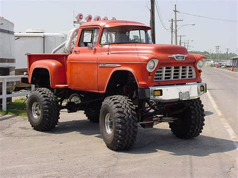 chevy lifted trucks for sale 1955 chevy truck for sale jacked up lifted trucks autos post