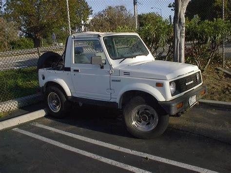 1990 Suzuki Samurai by 1990 Suzuki Samurai Partsopen