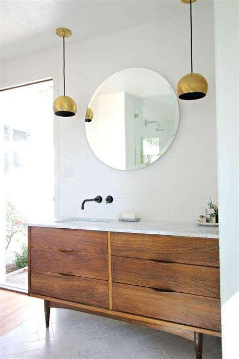 Badezimmer Unterschrank Vintage by 40 Fantastische Beispiele F 252 R Designer Badezimmer