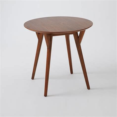 Mid Century Bistro Table Mid Century Bistro Table West Elm