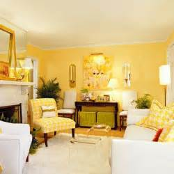 Yellow Living Room Decor How To Use Yellow In Interior Design