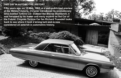 this day in automotive history books automotive traveler magazine 2013 05 1963 chrysler